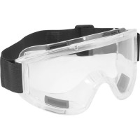Oculos EPI Ampla Visao Splash Incolor Vonder - 7041060100