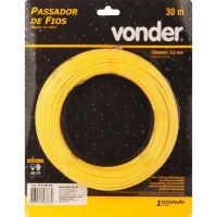 Passador de Fio Vonder 30Mts com alma de aço 7861025030