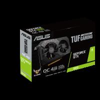 Placa de Video Asus Geforce GTX1650 TUF Gaming OC Edition 4GB GDDR6 128BIT TUF-GTX1650-O4GD6-GAMING