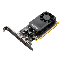 Placa De Video PNY Nvdia Quadro P620 2GB GDDR5 128BITs VCQP620V2PB