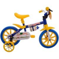 Bicicleta Infantil Aro 12 Masculino Nathor Cairu - 110586