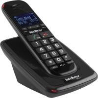 Telefone Sem Fio Com Identificador TS 63 V 1.9GHZ Preto 4000048