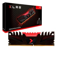 MEMÓRIA 8GB 3200 DDR4 XLR8 GAMING UDIMM RETAIL PNY MD8GD4320016XR #