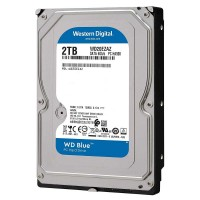 """HD 2TB WD BLUE 3,5"""" 5400RPM SATA III WD20EZAZ"""