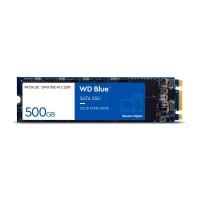 SSD 500GB M2 BLUE SATA III 2280 3D NAND WD WDS500G2B0B #
